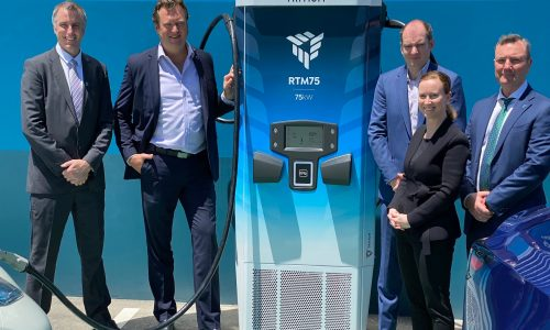 Australian-based Tritium debuts world-first scalable EV charger