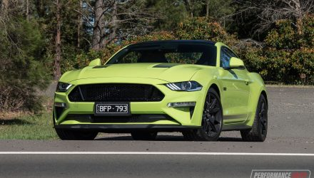 2020 Ford Mustang GT review (video)