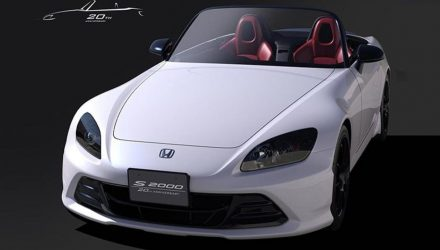 New Honda S2000 coming in 2024, Civic Type R engine – report