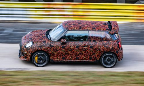 MINI confirms it is working on electric JCW models
