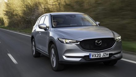 2023 Mazda CX-5 getting inline-6 power, move up-market – rumour