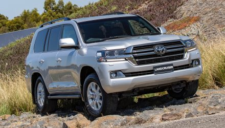 2020 Toyota LandCruiser Horizon edition announced
