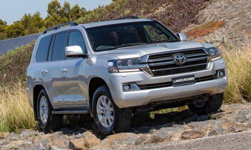 2020 Toyota LandCruiser Horizon edition announced
