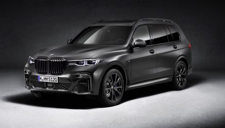 BMW X7 Dark Shadow Edition confirmed for Australia