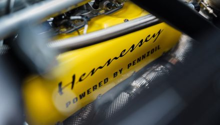 1355kW Hennessey Venom F5 production spec debuts Dec 15 (video)