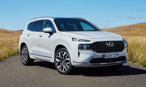 2021 Hyundai Santa Fe review – Australian launch (video)