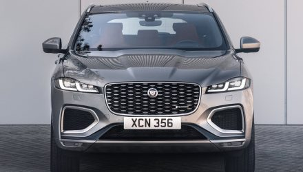 Jaguar J-PACE large SUV to be fully electric model line – report