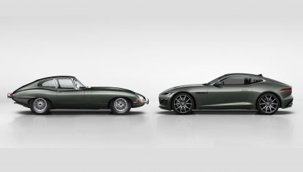 Jaguar F-Type Heritage 60 Edition celebrates E-type anniversary