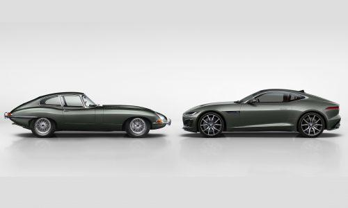 Jaguar F-Type Heritage 60 Edition celebrates E-type anniversary
