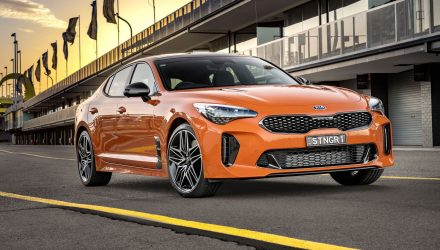 2021 Kia Stinger now on sale in Australia from $49,550