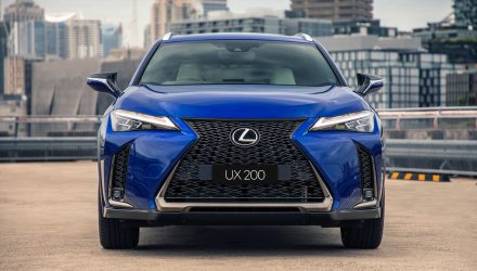 2021 Lexus UX update now on sale in Australia from $44,445