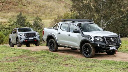 Nissan Australia announces ABN drive-away prices for 2021 Navara