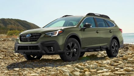 2021 Subaru Outback confirmed for Australia