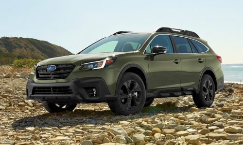 2021 Subaru Outback confirmed for Australia