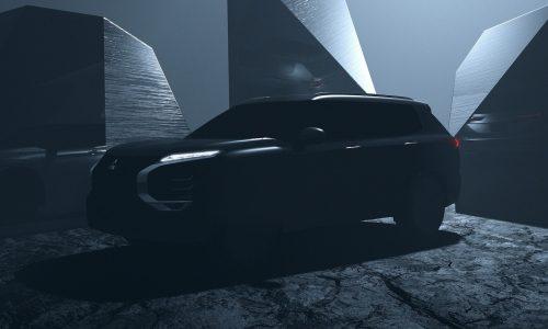 2022 Mitsubishi Outlander previewed, Nissan X-Trail platform?
