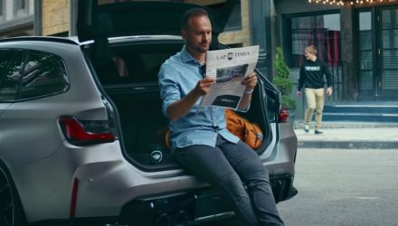 BMW M3 Touring previewed in funny video with CEO Markus Flasch