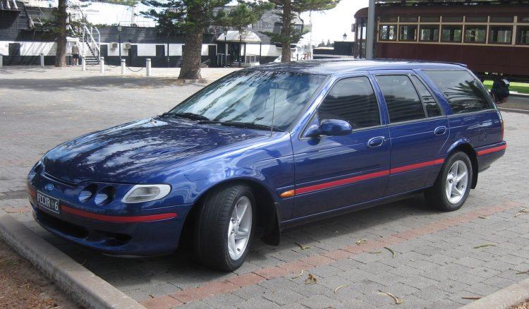 Ford EF Falcon XR6 Wagon