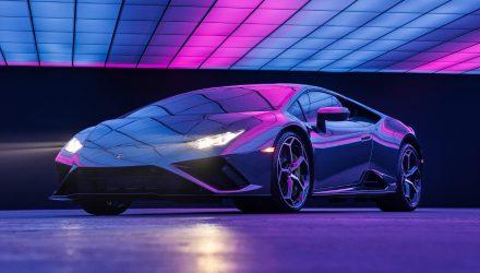 Win the Lamborghini Huracan from Lady Gaga's music video