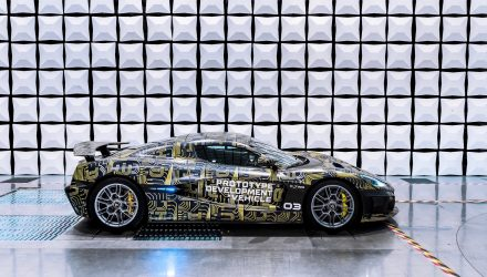 Rimac C_Two development includes electromagnetic testing (video)