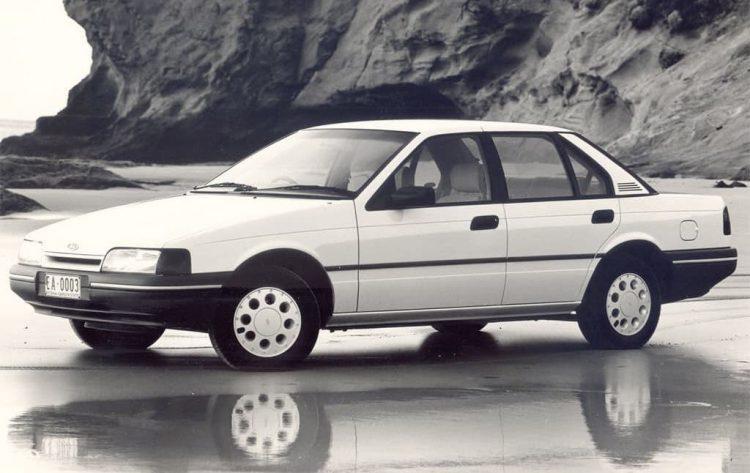 1988 Ford EA Falcon GL