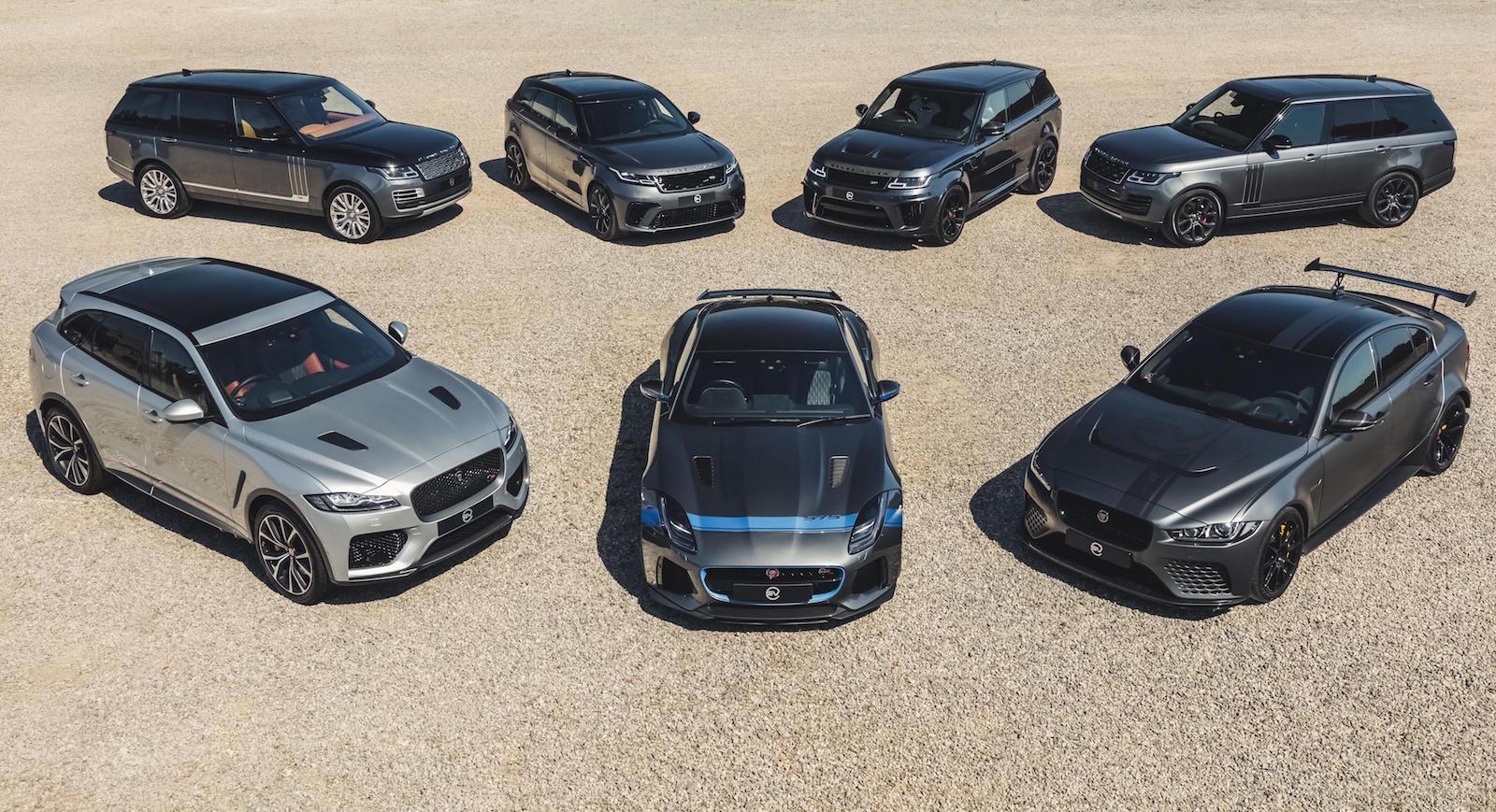 Jaguar Land Rover global sales down 23.6% in 2020