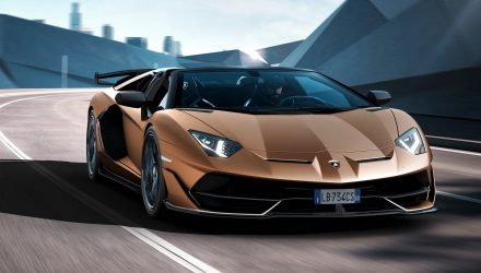 Lamborghini global sales down 9.0% in 2020