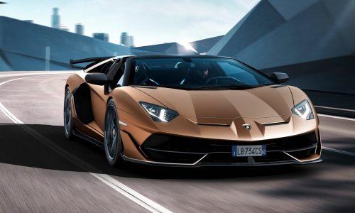 Lamborghini global sales down 9.0% in 2020