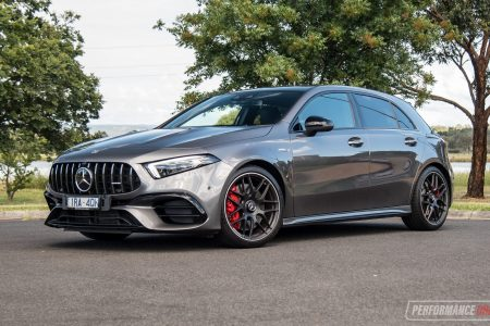 2020 Mercedes-AMG A 45 S