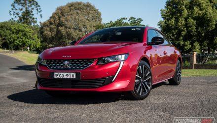 2020 Peugeot 508 GT review (video)