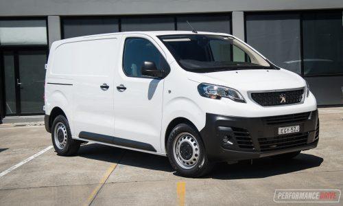 2020 Peugeot Expert 150 HDI review (video)