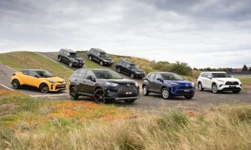 Australian vehicle sales for December 2020 (VFACTS)