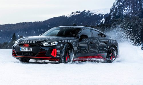 2021 Audi E-Tron GT previewed, debuts February 9