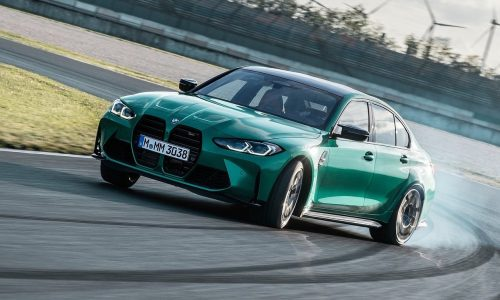 BMW M posts record global sales in 2020, Australia key market
