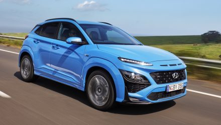 2021 Hyundai Kona on sale in Australia, adds sporty N Line variant