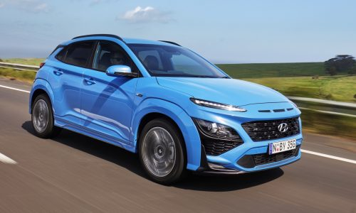 2021 Hyundai Kona on sale in Australia, adds sporty N Line variant