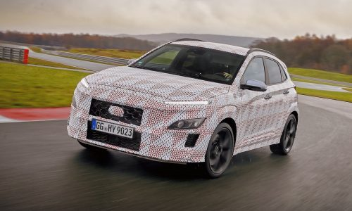2021 Hyundai Kona N officially previewed, confirmed for Australia