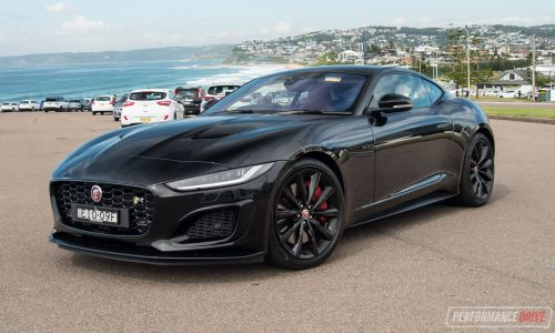 2021 Jaguar F-Type R review (video)