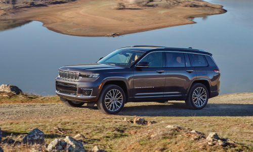 All-new Jeep Grand Cherokee L 7-seat SUV revealed