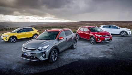 2021 Kia Stonic on sale in Australia, prices revealed