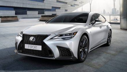 2021 Lexus LS 500, 500h update now on sale in Australia