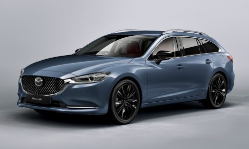 Mazda6 GT SP variant announced with 2021 range