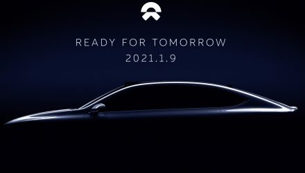NIO previews first flagship sedan, to feature 150kWh battery