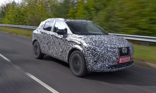 2021 Nissan Qashqai previewed, gets range-extender EV option