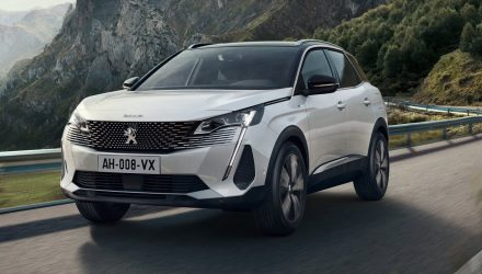 2021 Peugeot 3008, 5008 updates confirmed for Australia