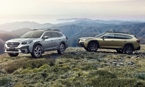 2021 Subaru Outback on sale in Australia in March, from $39,990