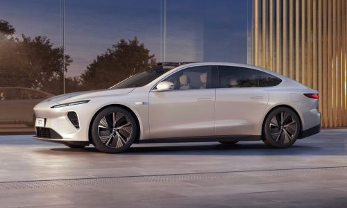 NIO ET7 revealed with 150kWh battery, 1000km range