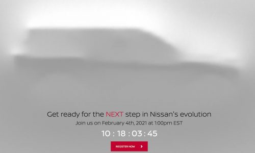 2022 Nissan Pathfinder officially confirmed for February 4 reveal