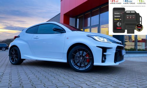 DTE Systems announces Toyota GR Yaris tuning package