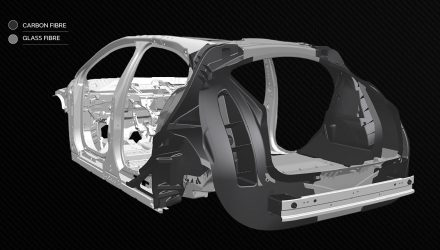 Jaguar Land Rover announces advanced composites project