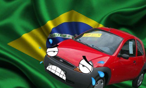 Top 10 Underpowered Brazilian Hatchbacks